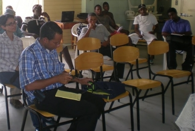 Fisherfolk in St. Vincent and the Grenadines benefit from Fish Aggregating Device (FAD)