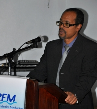 Milton Haughton, Executive Director, CRFM Secretariat