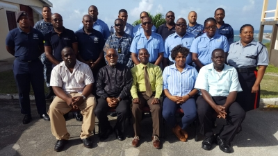 Border control officers attending Fisheries Prosecution and Interdiction